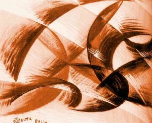 Giacomo_Balla-Black_and_White_Synthesis_of_Movement-Painting-1917