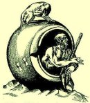 Diogene nella botte