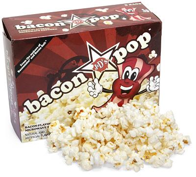 popcorn alla pancetta