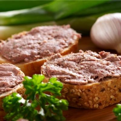 Ricetta-pâté-casalingo